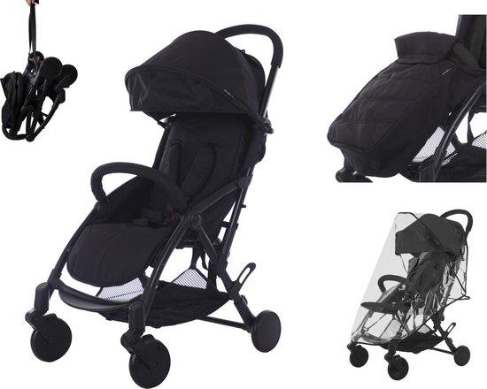 Product: Cabino Buggy Compact -Lichtgewicht- Zwart, van het merk cabino