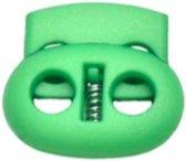 12 Koordstoppers Groen | Koord Stoppers 12 Stuks | Ook Voor Mondkapjes | Stopper