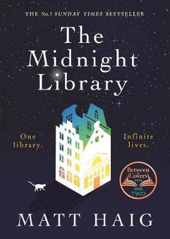 Boek cover The Midnight Library van Matt Haig (Hardcover)
