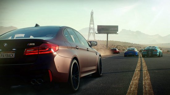 Need for Speed Payback - Xbox One - Electronic Arts