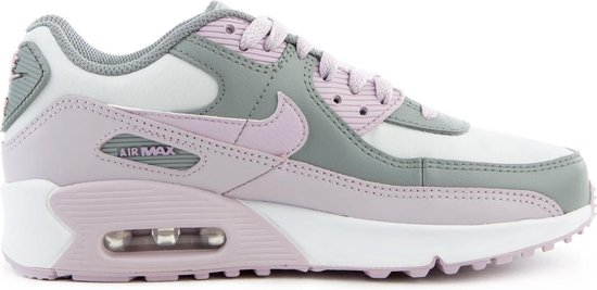 NIKE AIR MAX 90 (Particle Grey/ Iced Lilac) Dames Sneakers - maat 37.5