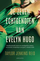 Boek cover De zeven echtgenoten van Evelyn Hugo van Taylor Jenkins Reid (Onbekend)