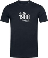 Stedman T-shirt Voetbal | 1988 | EK Finale James | STE9200 Heren T-shirt Maat L