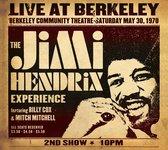 Hendrix Jimi The Experience - Live At Berkeley