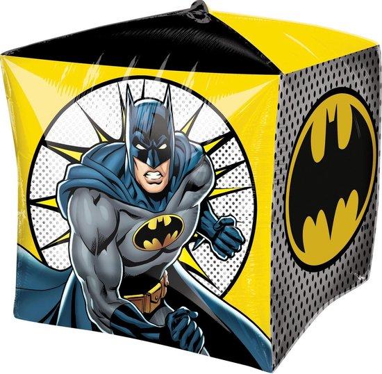 Batman Helium Ballon Kubus leeg