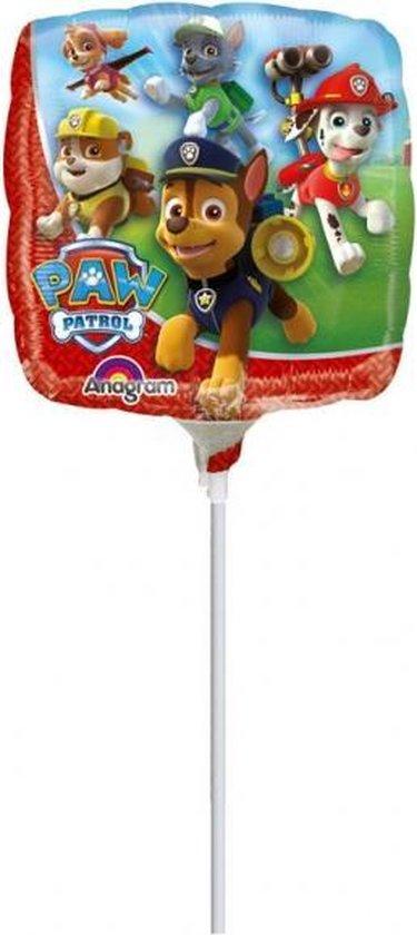 Paw Patrol Folie Ballon Mini 23cm