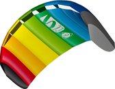 HQ Tweelijns Matrasvlieger Symphony Beach 1.3 Rainbow Spanwijdte 1300 mm Geschikt voor windsterkte 2 - 6 bft