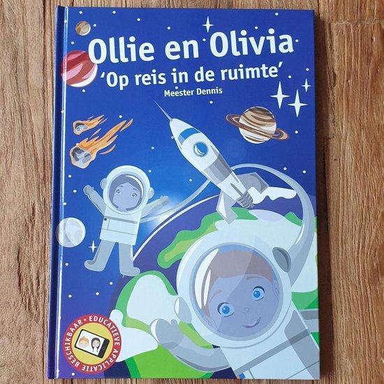 Ollie en Olivia 'Op reis in de ruimte'