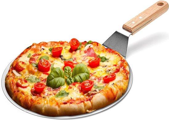 Goedkope pizzaschep voor Bbq of oven 25,5cm