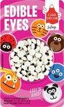 Cake Décor| Suikeroogjes | Edible Eye | Eetbare oogjes - suiker| Taartdecoratie