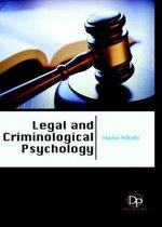 Legal and Criminological Psychology