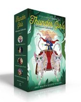 Thunder Girls Adventure Collection Books 1-4