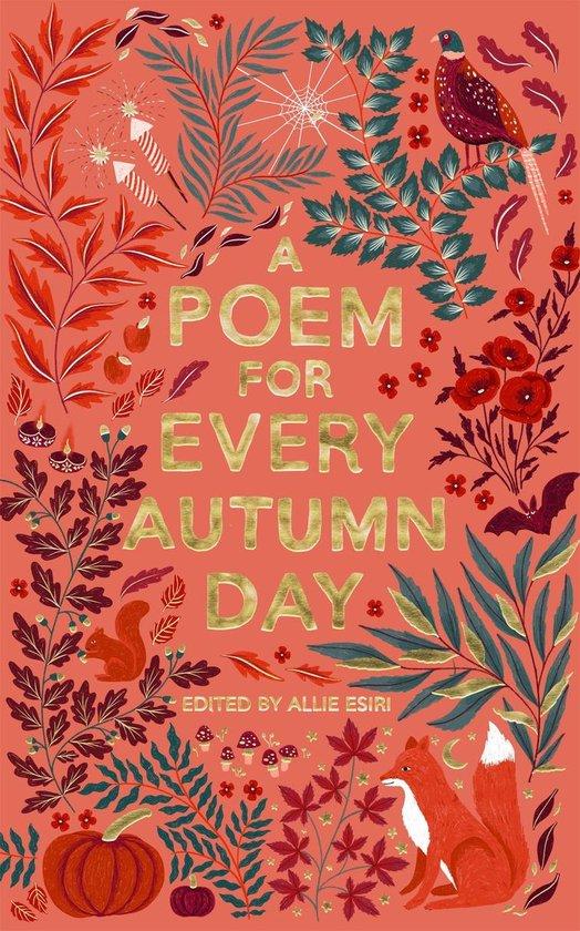 Boek cover A Poem for Every Autumn Day van Allie Esiri (Onbekend)