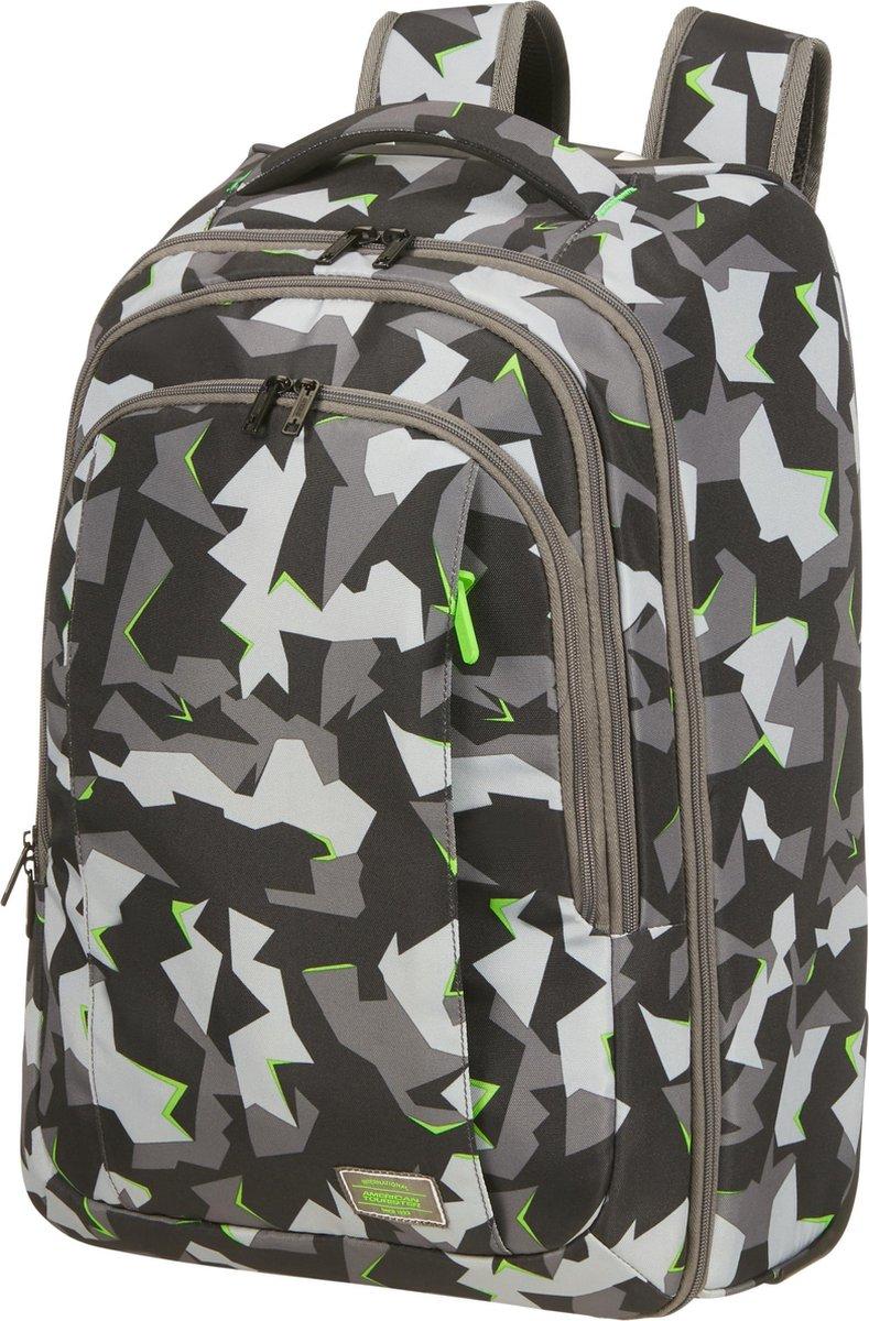 American Tourister Rugzaktrolley Met Laptopvak - Fast Route Laptop.Backpack./Wh 15.6 inch (Handbagag