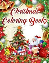 Christmas Coloring Books: An Adult Coloring Book For Adult relaxation Coloring Book Featuring Adorable Santa Designs for Holiday Fun, Stress Rel