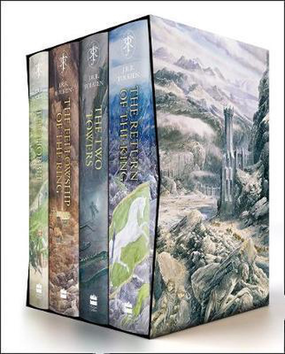 The Hobbit & The Lord of the Rings Boxed Set