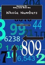Numeracy for Entry Level