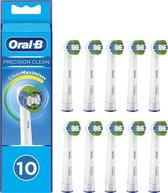 Oral-B Sensitive Clean - Opzetborstels - Met CleanMaximiser-technologie - 10 Stuks - Brievenbusverpakking
