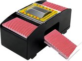 Elektrische Kaartenschudmachine - Kaartenschudder - Schudmachine voor Kaarten op Batterijen - Automatische Schudder voor Kaarten