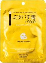 Gold & Bee Venom Facial Sheet Mask