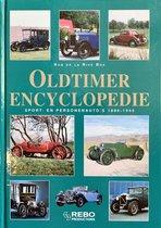 Geillustreerde oldtimer encyclopedie / sport- en personenauto's 1886-1940