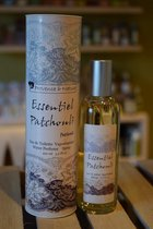 Essentiel patchouli eau de toilette in koker 100 ml - Provence & Nature