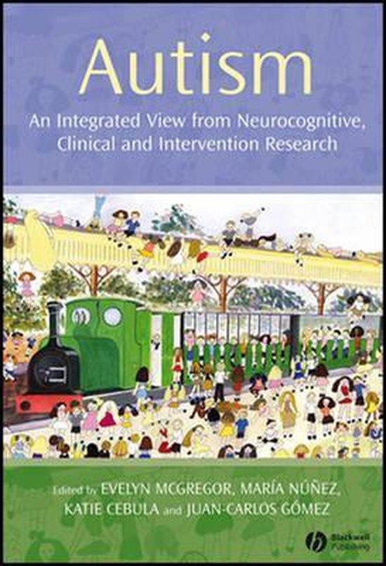 Boek cover Autism van Maria Nunez (Paperback)