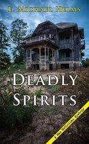 Omslag Deadly Spirits