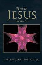 Omslag Turn to Jesus