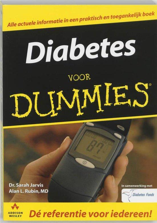 Diabetes Voor Dummies - S. Jarvis |