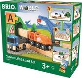 BRIO Lift & Load starterset A - 33878