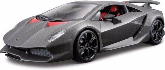 Afbeelding van Modelauto Lamborghini Sesto Elemento 1:24