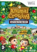 Animal Crossing: Lets go to the City - Wii