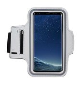 Pearlycase Sport Armband hoes voor Sony Xperia L3 - Wit