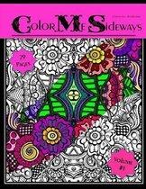Boek cover Color Me Sidways van Christine E Burberry