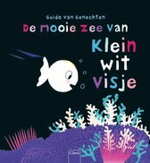 De mooie zee van Klein wit visje