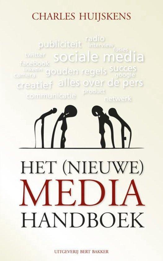 Het (nieuwe) media handboek - Charles Huijskens  
