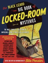 Omslag The Black Lizard Big Book of Locked-Room Mysteries
