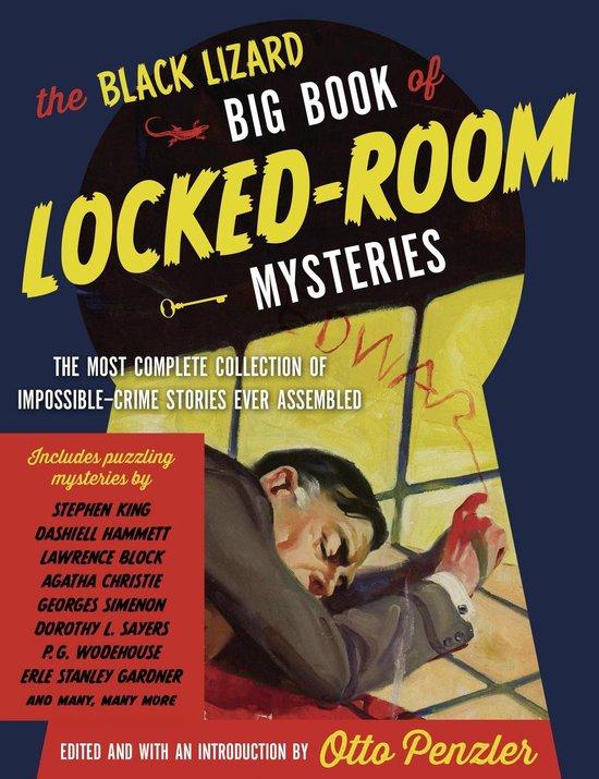 Omslag van The Black Lizard Big Book of Locked-Room Mysteries