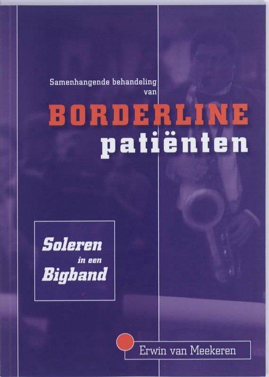 Samenhangende behandeling van borderlinepatienten