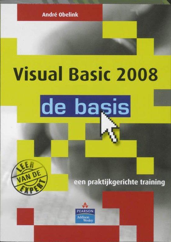 Visual Basic 2008 de basis - A. Obelink |