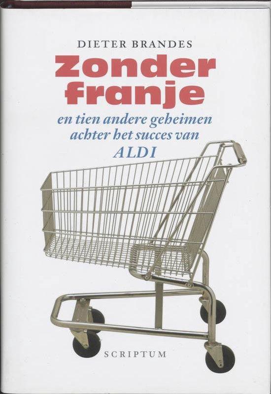 Zonder franje - Dieter Brandes |