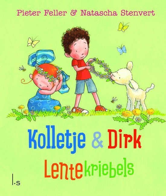 Kolletje & Dirk - Lentekriebels - Pieter Feller |