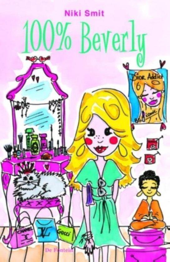 Cover van het boek '100% Beverly' van Niki Smit