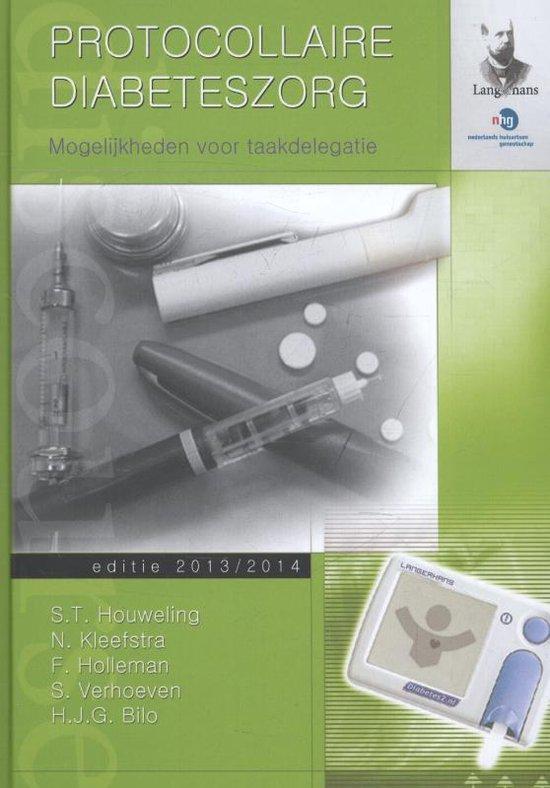 Protocollaire diabeteszorg - S.T. Houweling |