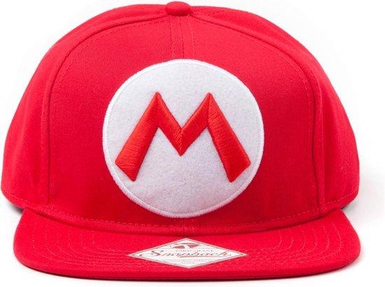 Nintendo - Pet -  Mario Logo - Snapback