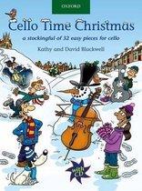 Afbeelding van Cello Time Christmas + CD