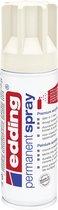 Edding 5200 - Permanent Spray - Crèmewit Mat - RAL 9001