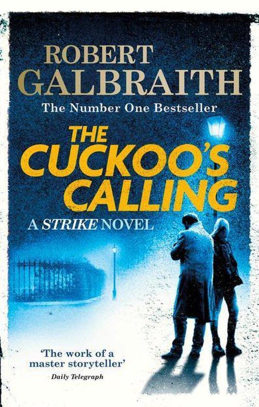 Boek cover The Cuckoos Calling van Robert Galbraith (Onbekend)