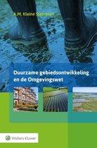 Duurzame gebiedsontwikkeling en de Omgevingswet